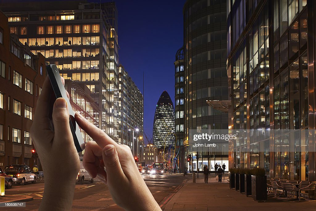 London Calling : Stock Photo