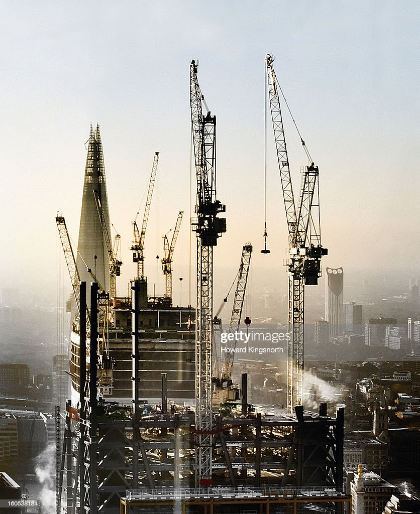 London City construction