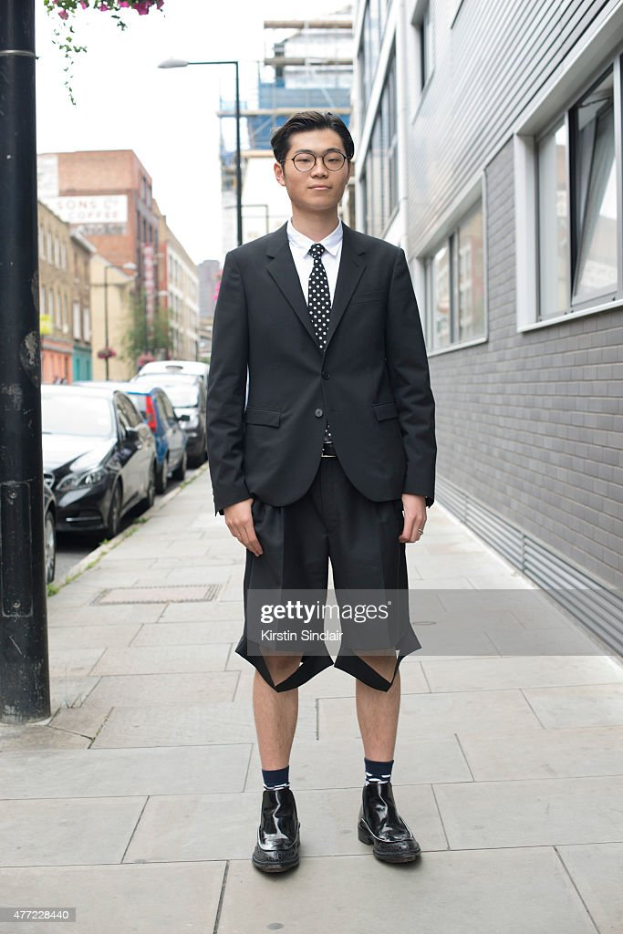 Day 3 Street Style London Collections Men Ss16 Getty Images