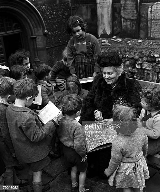who is maria montessori Dr maria montessori (1870-1952) has been described as an educator, scientist,  physician, philosopher, feminist and humanitarian, and was the first early.