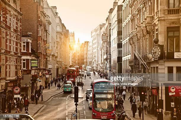 London, Fleet Street