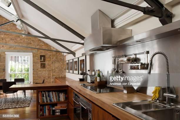 London home of architect Christina Seilern