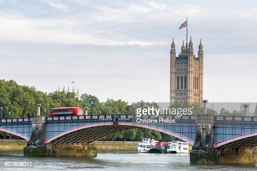 London, Houses of Parliament, London Eye, St Pauls
