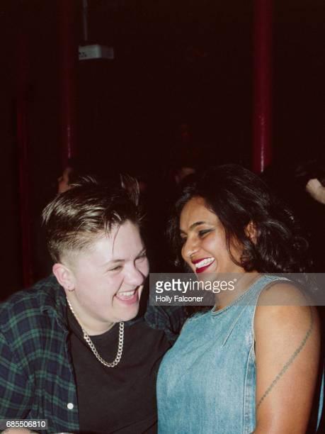 London lesbian couple
