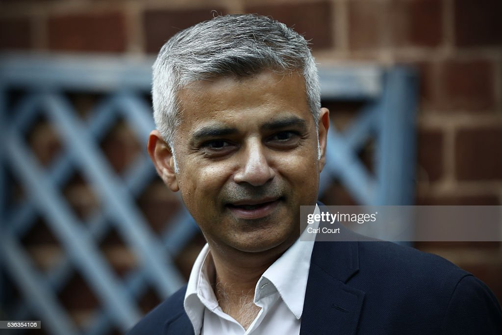 London Mayor Sadiq Khan Launches Volunteer Week