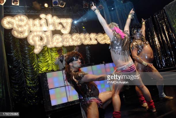 London Nightlife Guilty Pleasures night cabaret and pop star themed fancy dress at KOKO Club Camden London