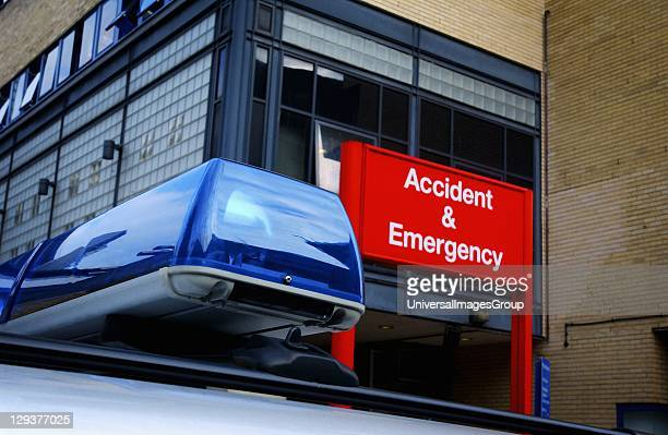 UK London Paddington St Marys Hospital Accident and emergency area St Marys Hospital is located in Paddington London It was founded in 1845 Until...