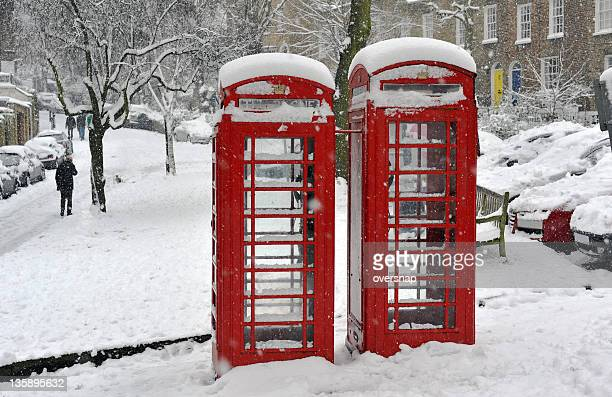 London public telephones