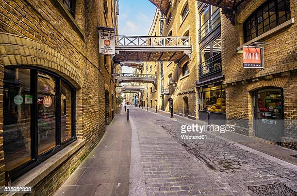 UK, London, Southwark, Empty lane