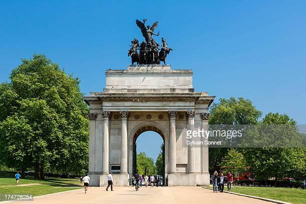 London the Wellington Arch