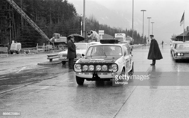 London to Mexico World Cup Rally the motor rally started at Wembley Stadium in London on 19 April 1970 and finished in Mexico Monza Milan Italy...