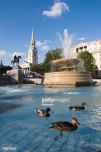 Londres. Trafalgar Square