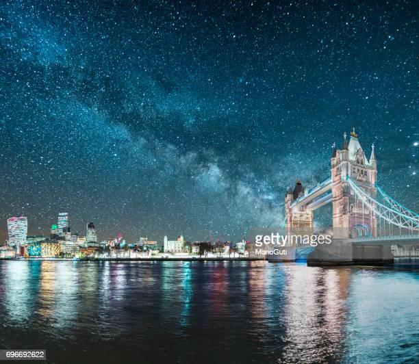 Londen onder de sterren