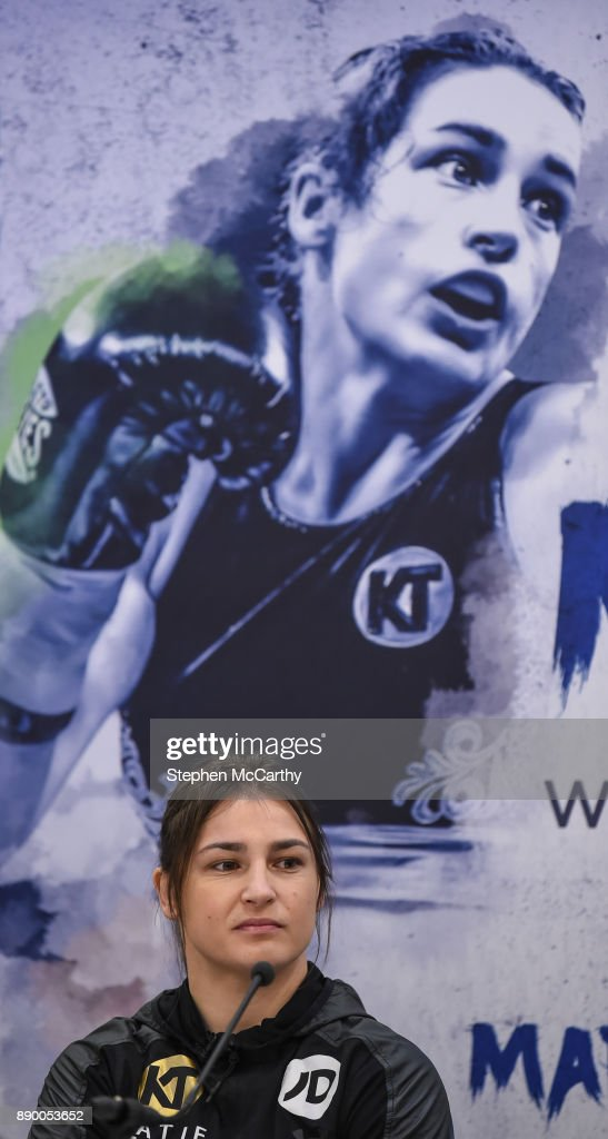 Katie Taylor v Jessica McCaskill - Press Conference