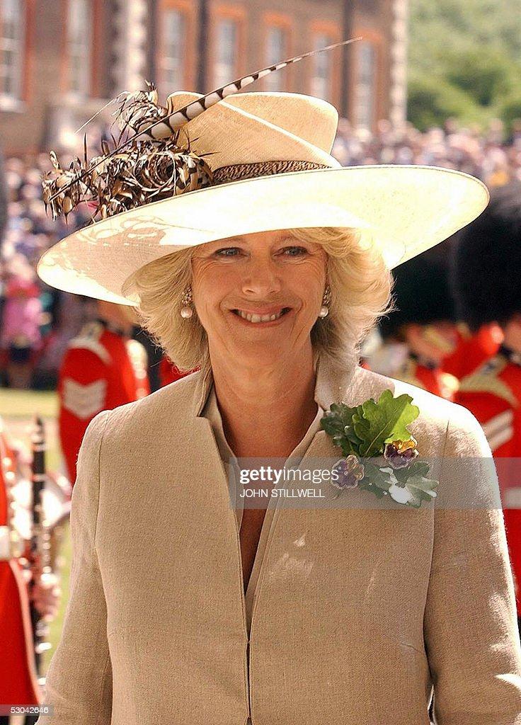 Camilla - Duchess of C...