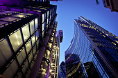 London's Business District