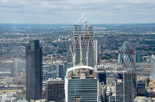 London's Growing Skyline
