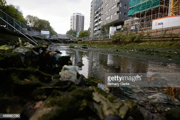 London's hidden junk is revealed in Regent's Canal ahead of the winter works program for The Canal River Trust The works are part of a wider...