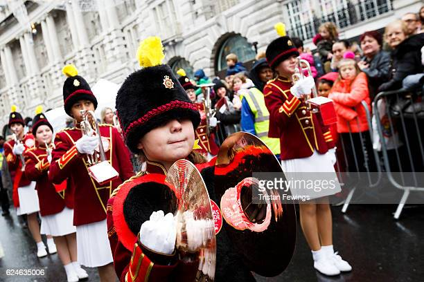 London's Regent Street is transformed as approximately 750000 people attended Hamleys' annual Christmas Toy Parade today A magical cast of over four...