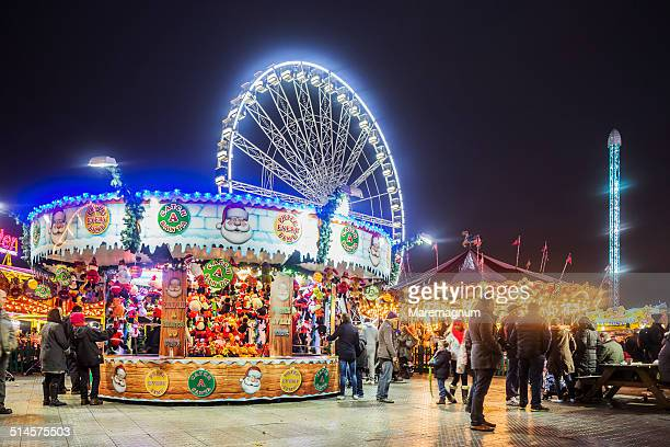 London's Winter Wonderland in Hyde Park