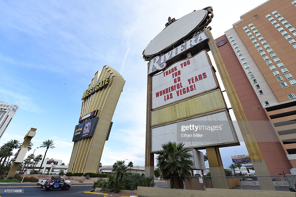 The Riviera Hotel On Las Vegas Strip Closing Foton