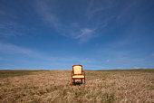 Einsamkeit executive-Stuhl