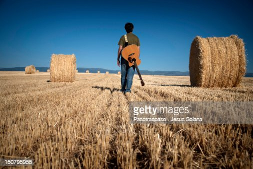 Lonely soul / Alma solitary : Stock Photo