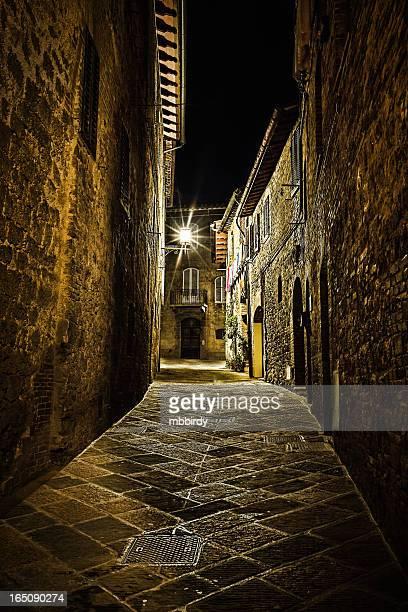 Lonely street 、サン・ジミニャーノ