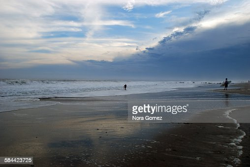Long Beach, Bill Waves : Stock Photo