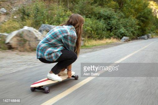 Long boarder