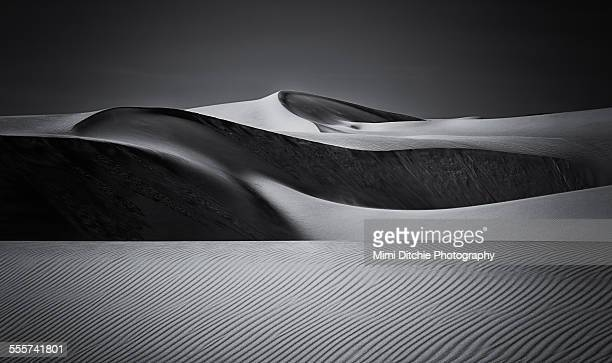 Long dunes and shadows