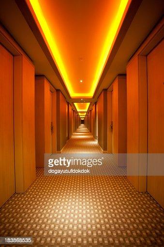 Corridoio scuro