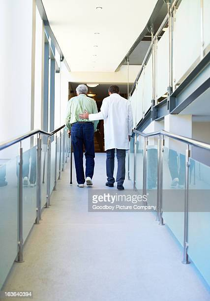 Long road to recovery-Senior Healthcare