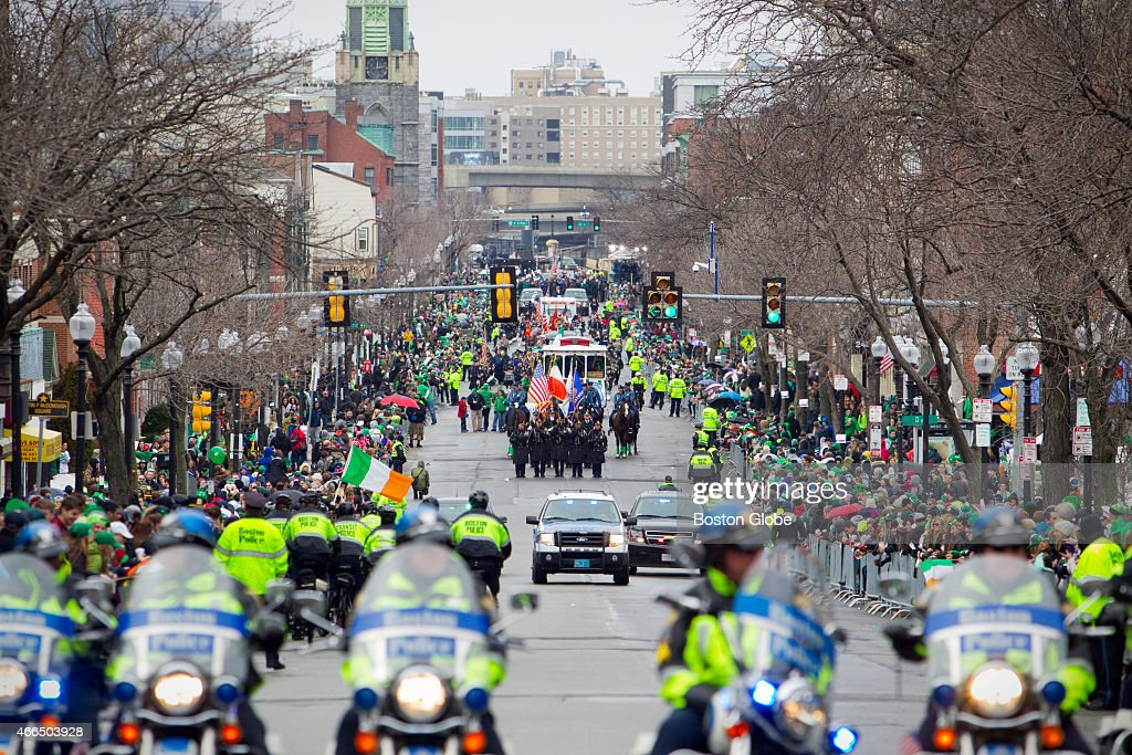 Long snubbed gay rights groups finally marched in South Boston's famed St Patrick's Day Parade on March 15 2015 Because of this inclusion Boston...