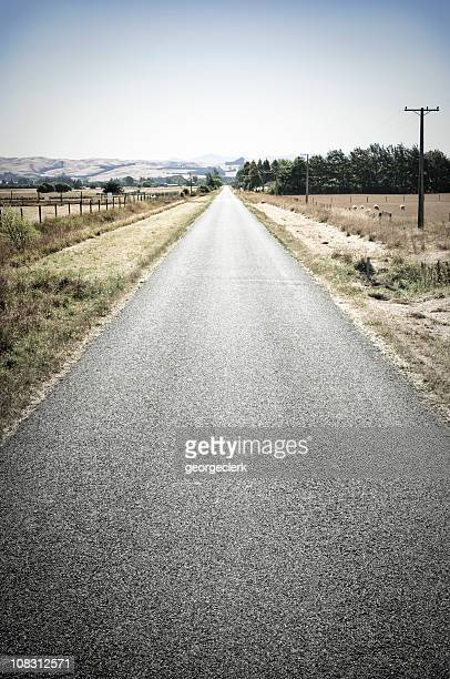 Long, Straight and Narrow Road Ahead