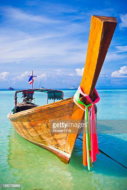 Long Tail Boat From Thailand