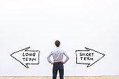 long term vs short term concept