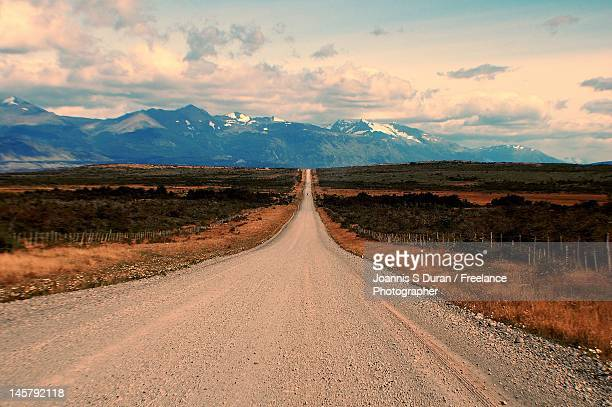 Long way to Torres del Paine