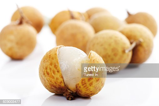 Longan fruits : Stock Photo