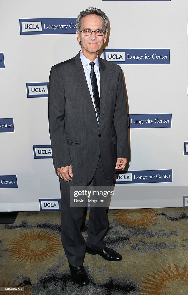 Longevity Center director Dr. Gary Small attends the UCLA Longevity Center's 2012 ICON Awards at the Beverly Hills Hotel on June 6, 2012 in Beverly Hills, California.