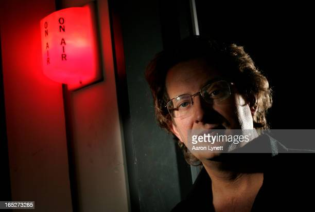 CROSS Longtime local DJ and Edge 102 programmer Alan Cross outside of his office at 1 Dundas St Friday afternoon November 23 2007 Cross has created a...