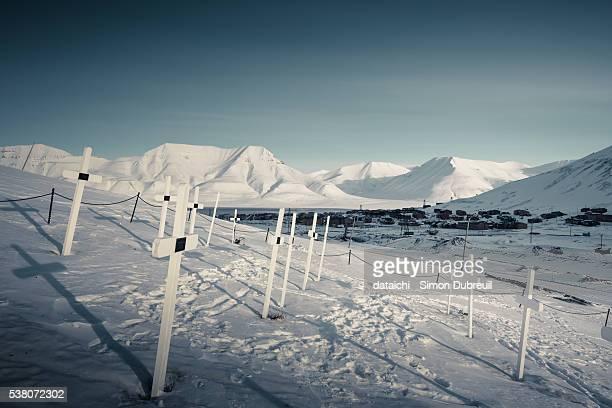 Longyearbyen graveyard