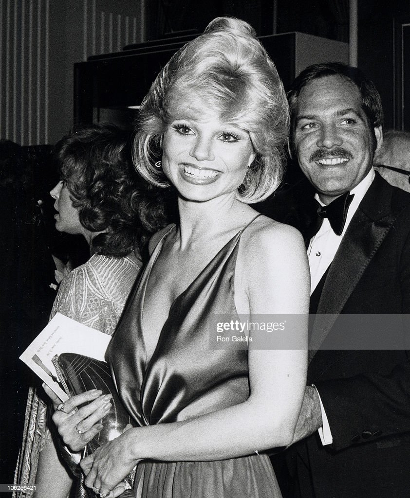 <a gi-track='captionPersonalityLinkClicked' href=/galleries/search?phrase=Loni+Anderson&family=editorial&specificpeople=212933 ng-click='$event.stopPropagation()'>Loni Anderson</a> and Ross Bickell during 37th Annual Golden Globe Awards at Beverly Hilton Hotel in Beverly Hills, California, United States.