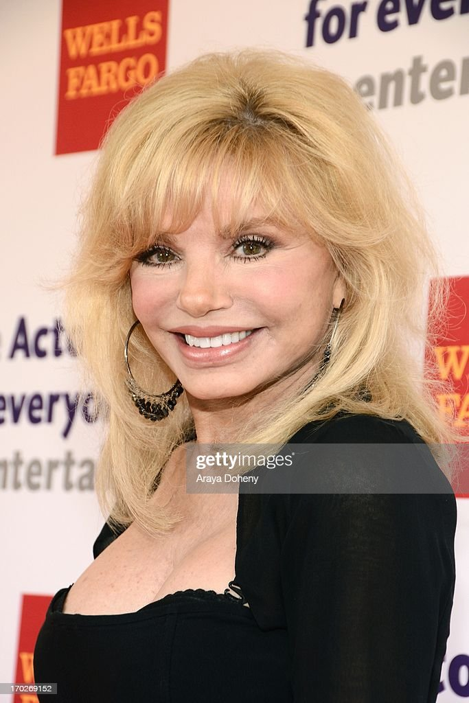 <a gi-track='captionPersonalityLinkClicked' href=/galleries/search?phrase=Loni+Anderson&family=editorial&specificpeople=212933 ng-click='$event.stopPropagation()'>Loni Anderson</a> arrives at The Actors Fund 17th Annual Tony Awards Viewing Party held at Taglyan Cultural Complex on June 9, 2013 in Hollywood, California.