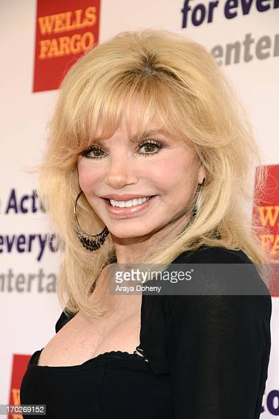 Loni Anderson arrives at The Actors Fund 17th Annual Tony Awards Viewing Party held at Taglyan Cultural Complex on June 9 2013 in Hollywood California