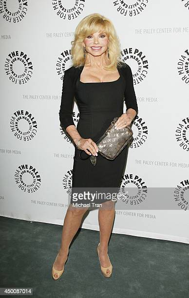 Loni Anderson arrives at the 'Baby If You've Ever Wondered A WKRP In Cincinnati' reunion held at The Paley Center for Media on June 4 2014 in Beverly...