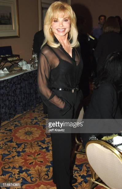 Loni Anderson during 2006 TCA MTV Networks Green Room at Ritz Carlton Hotel Pavilion Room in Pasadena California United States