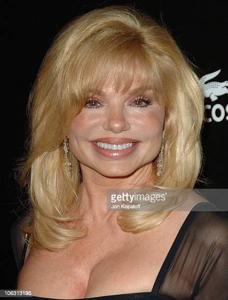 Loni Anderson during Eighth Annual Costume Designers Guild Awards Gala Arrivals at Beverly Hilton Hotel in Beverly Hills California United States