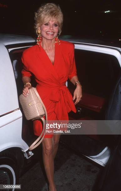Loni Anderson during 'Its Only A Play' Opening Night at Doolittle Theater in Hollywood California United States
