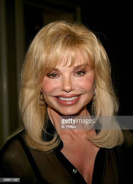 Loni Anderson during Miss America 2006 TCA Press Tour at RitzCarlton Hotel in Pasadena California United States